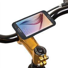 Ciclo de montaje del manillar bicicleta Tigra mountcase con Protector de lluvia para Samsung Galaxy S7