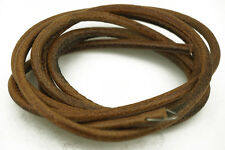 183CM LONG COWHIDE LEATHER DRIVE BELT TO FIT MOST OLDER TREADLE SEWING MACHINES