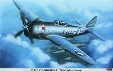 "Hasegawa 1:32 Republic P-47D ""Thunderbolt"",79th Fighter Group. Kit Nr. 08197"