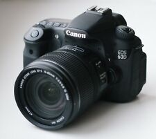 New listing Canon 60D Kit with 18-135mm Lens, Bag, Charger!