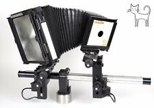 Sinar P2 8X10 large format camera with fresnel (Sinar E)