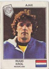 PANINI FOOTBALL 1979 AJAX AMSTERDAM RUUD KROL NEDERLAND