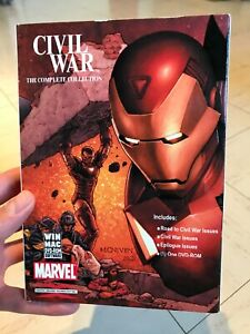 Marvel Civil War - Complete Collection DVD-ROM 791149900138