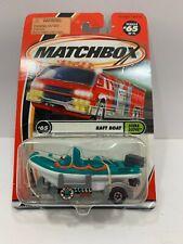 Various 2000's Matchbox Rescue/ Construction/ Utility/ Emergency Vehicles.