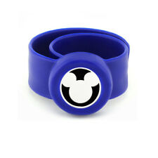 Kids Silicone Slap Bracelet Aroma Essential Oil mouse Diffuser Wristband