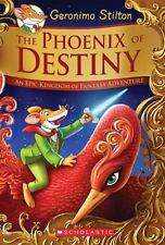 Geronimo Stilton and the Kingdom of Fantasy Special Edition: The Phoenix of...