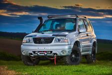 "Suzuki Vitara LED light bar brackets 44"" off road 4x4 night roof mount curved"