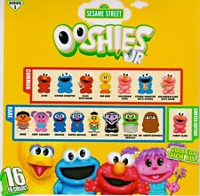 OOSHIES JUNIOR Common , Rare & Limited Edition Sesame Street Series 1