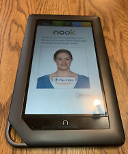 "Barnes & Noble NOOK Color 7"" Wi-Fi BNRV200 8GB Ebook-Reader Tablet - Gray"
