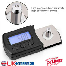 More details for digital lcd turntable cartridge 0.01g tracking stylus force scale pressure gauge