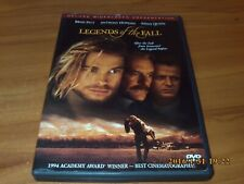 Legends of the Fall (DVD, Deluxe Widescreen 1997)