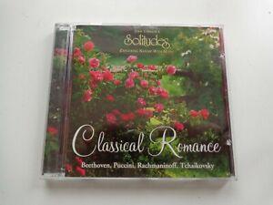 Dan Gibson - Solitudes  - Classical Romance CD - Excellent Condition