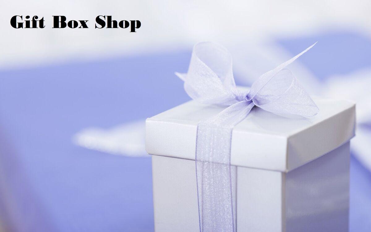 Gift Box shop