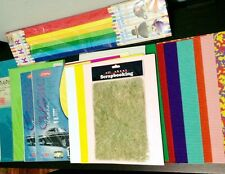 Arts and Crafts Paper Set