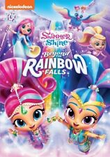 Shimmer & Shine: Beyond the Rainbow Falls (DVD,2018)