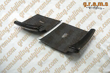 Subaru Impreza Varis Style CARBON FIBRE Side Diffusers / Extensions / Add-Ons V6