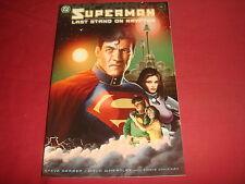 SUPERMAN LAST STAND ON KRYPTON #1 DC Comics 2003  NM