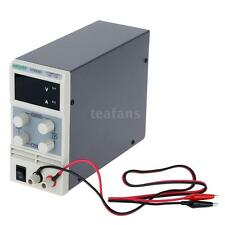 30V 5A DC Power Supply Precision Variable LED Digital Adjustable Lab Grade 110V