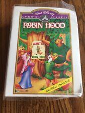 1995 McDonalds Disney Masterpiece Collection Figurines-Robin Hood
