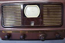 Vintage 1948 Pilot Candid Model TV-37 3 Inch TV Table Top