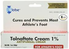 Tolnaftate Usp 1% Antifungal Cream 1oz 6 packs - Compare to Tinactin -