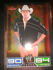 Slam Attax 2008 WWE WWF FINISHING MOVE Nº 26 JBL Jimmie trading card
