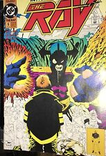 Comic DC, The Ray In A Blaze of Power, # 6 Jul 92  -- Fast Shipping Worldwide!!!
