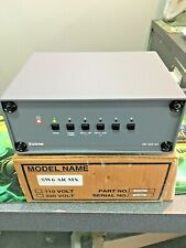 Extron SW 6AR MX Six Input RGBS Switcher w/ Internal PS | RS-232 Control   NOS