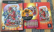 Viewtiful Joe Red Hot Rumble Nintendo Gamecube Complete Mint