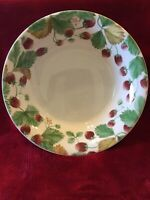 "ROYAL STAFFORD WILDBERRY Vegetable Serving Bowl 10.5"" England"
