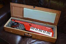 Yamaha SHS-10 Red Keytar + case