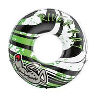 Intex  River Rat  Multicolored  Vinyl  Inflatable Floating Tube