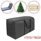 Extra Large Heavy Duty Waterproof Outdoor Garden Furniture Cushion Storage Bag