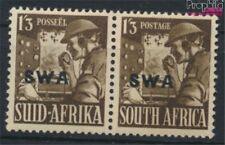 Namibia - Südwestafrika 242-243 waagerechtes Paar postfrisch 1942 Rü (9233722