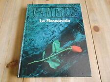 Vampiro La Mascarada BASICO 2ª versión - Tapa dura - juego de rol - LA FACTORIA
