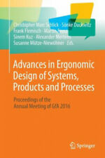 Advances in Ergonomic Design of Systems, Products and Processes|Gebundenes Buch
