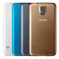 Original Samsung Spare Back Battery Cover Fits Galaxy S5 G900F i9600