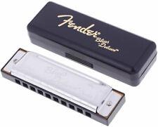 FENDER Blues Deluxe Harp C Armonica in DO