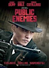 brand new sealed Public Enemies DVD Region 1