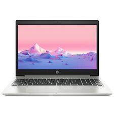 NEW HP ProBook 450 G7 15.6 Intel QuadCore i5-10210U 256GB SSD 8GB RAM WIN 10 PRO