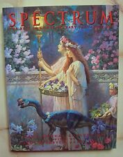 SPECTRUM 1 FIRST ANNUAL COLLECTION FANTASY ART UNDERWOOD BOOKS 1994