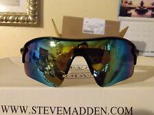 New Sport Sunglasses Black Mirror Lenses