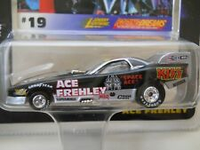 Johnny Lightning - Racing Dreams - Kiss - Ace Frehley Nhra Funny Car - Diecast