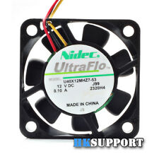 Nidec 4CM 12V 0.1A 7,000 RPM Strong Cooling Fan For Reprap 3D Printer Extruder