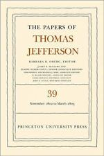 The Papers of Thomas Jefferson, Volume 39: 13 November 1802 to 3 March-ExLibrary