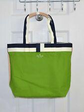 Kate Spade Bag Renwick Street Bon Shopper Green Tote Nylon