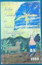 Anales Sociedad de Autores Puertorriqueños 199 Puerto Rico