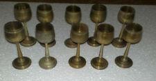 Bicchieri, calici e boccali d'argento di arte e antiquariato
