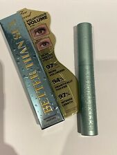 Too Faced Better Than Sex Waterproof Mascara Black 8ml BNWB AUTHENTIC
