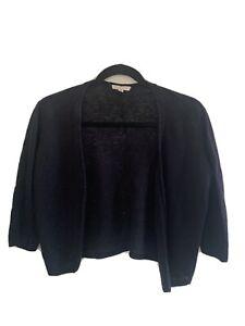 eileen fisher ps Blue Linen Sweater
